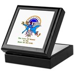 Root Of All Evil Gifts Keepsake Box