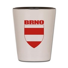 Brno Shot Glass