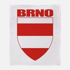 Brno Throw Blanket