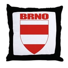 Brno Throw Pillow
