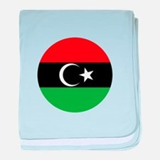 Free Libya baby blanket