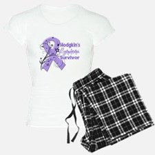 Hodgkin Lymphoma Survivor Pajamas