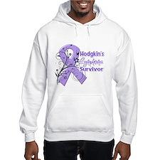 Hodgkin Lymphoma Survivor Hoodie