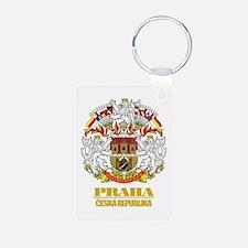 Praha (Prague) COA Keychains