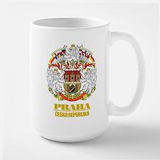 Praha (Prague) COA Mug