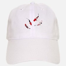 Varicolored carps Baseball Baseball Cap