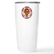 COMPULSIVE LIAR Travel Coffee Mug