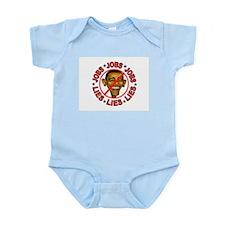 COMPULSIVE LIAR Infant Bodysuit