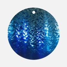 Underwater World Ornament (Round)