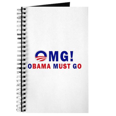 OMG! Obama Must Go Journal