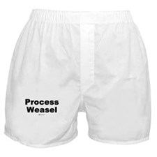 Process Weasel -  Boxer Shorts