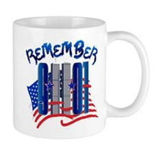 Remember 9/11 - Twin Towers Mug