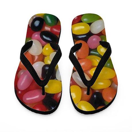 Jelly Beans Flip Flops