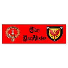 Clan MacAlister Bumper Sticker