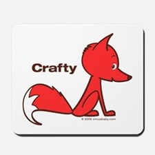 Crafty Fox Mousepad