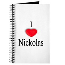 Nickolas Journal
