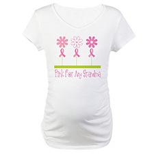 Pink Ribbon For My Grandma Shirt