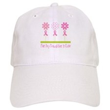 Pink Ribbon For My Daughter-in-Law Baseball Cap
