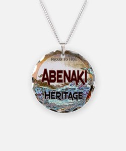 Abenaki Heritage Necklace