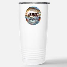 Abenaki Heritage Travel Mug