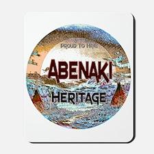 Abenaki Heritage Mousepad