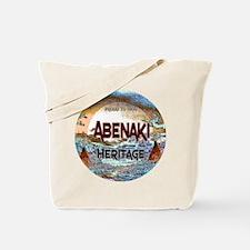 Abenaki Heritage Tote Bag