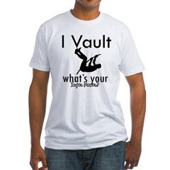 I Vault what's your superpower? Shirt