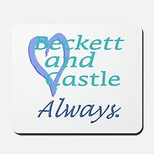 Beckett Castle Always Mousepad