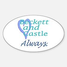 Beckett Castle Always Decal