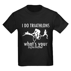 I Triathlons what's your superpower? T
