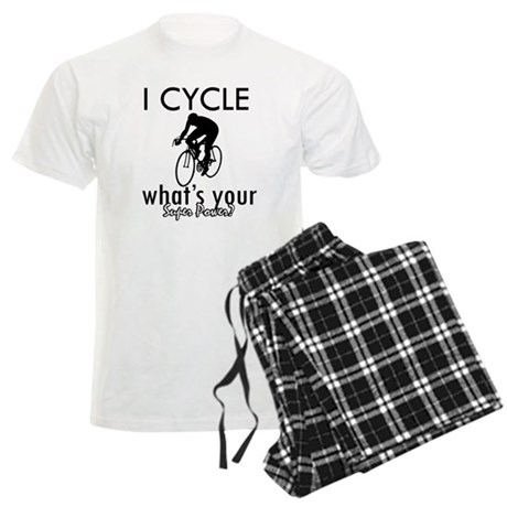 I Cycle Men's Light Pajamas