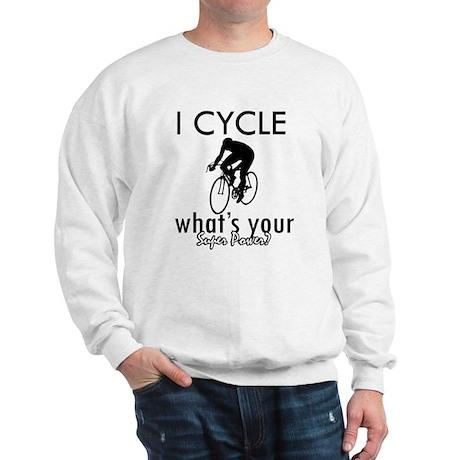I Cycle Sweatshirt