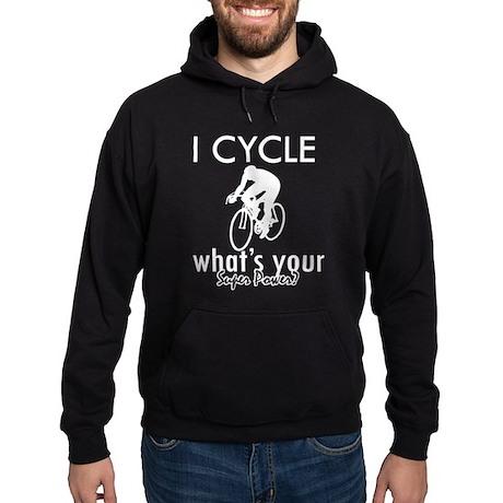 I Cycle Hoodie (dark)