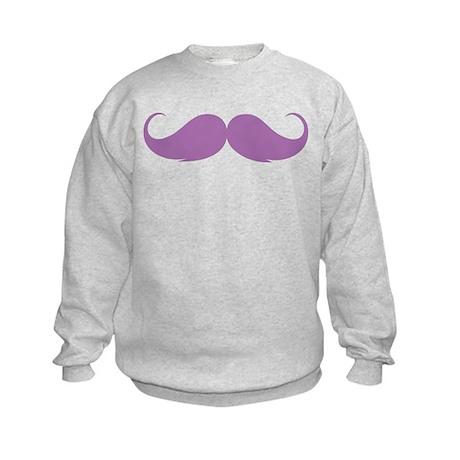 Moustache Kids Sweatshirt