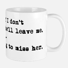 'Funny Golf Quote' Mug
