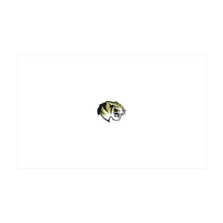 Lee's summit tigers football 38.5 x 24.5 Wall Peel
