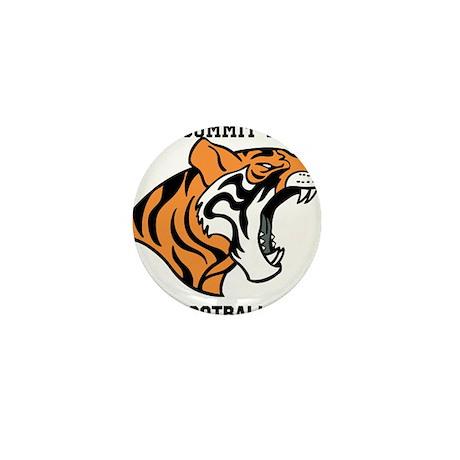 lees summit football Mini Button (100 pack)