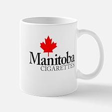 Manitoba Cigarettes Mug
