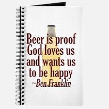 Beer is Proof Journal