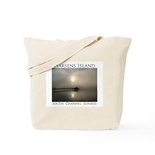 Harsens Island Sunrise 2 Tote Bag