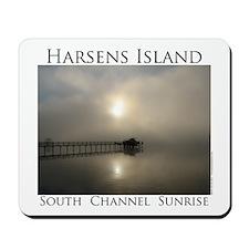 Harsens Island Sunrise 2 Mousepad