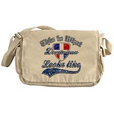 looks like dominican Messenger Bag