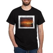 Harsens Island Sunset 2 T-Shirt