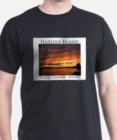 Harsens Island Sunset 2 T-Shirt