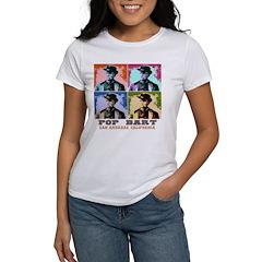 Pop Black Bart Women's T-Shirt