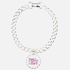 Breast Cancer Words Bracelet
