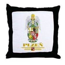 Plzen Throw Pillow