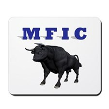 MF IN CHARGE Mousepad