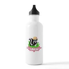 Little Stinker Monica Water Bottle