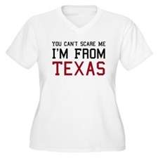 You Can't Scare Me, I'm From T-Shirt